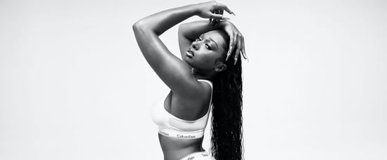 Calvin Klein Blank Canvas Campaign With Megan Thee Stallion