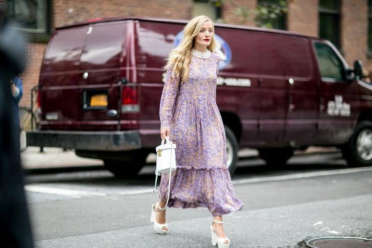 New York Fashion Week Day 1 Street Style Stars At New York Fashion Week Spring 2016