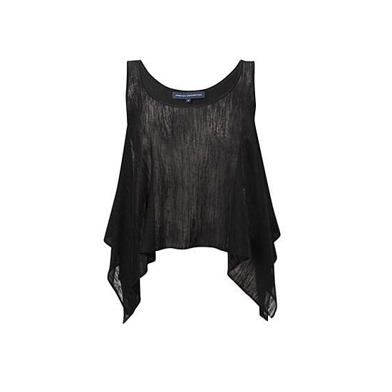French Connection Verushka Flared Top, $98