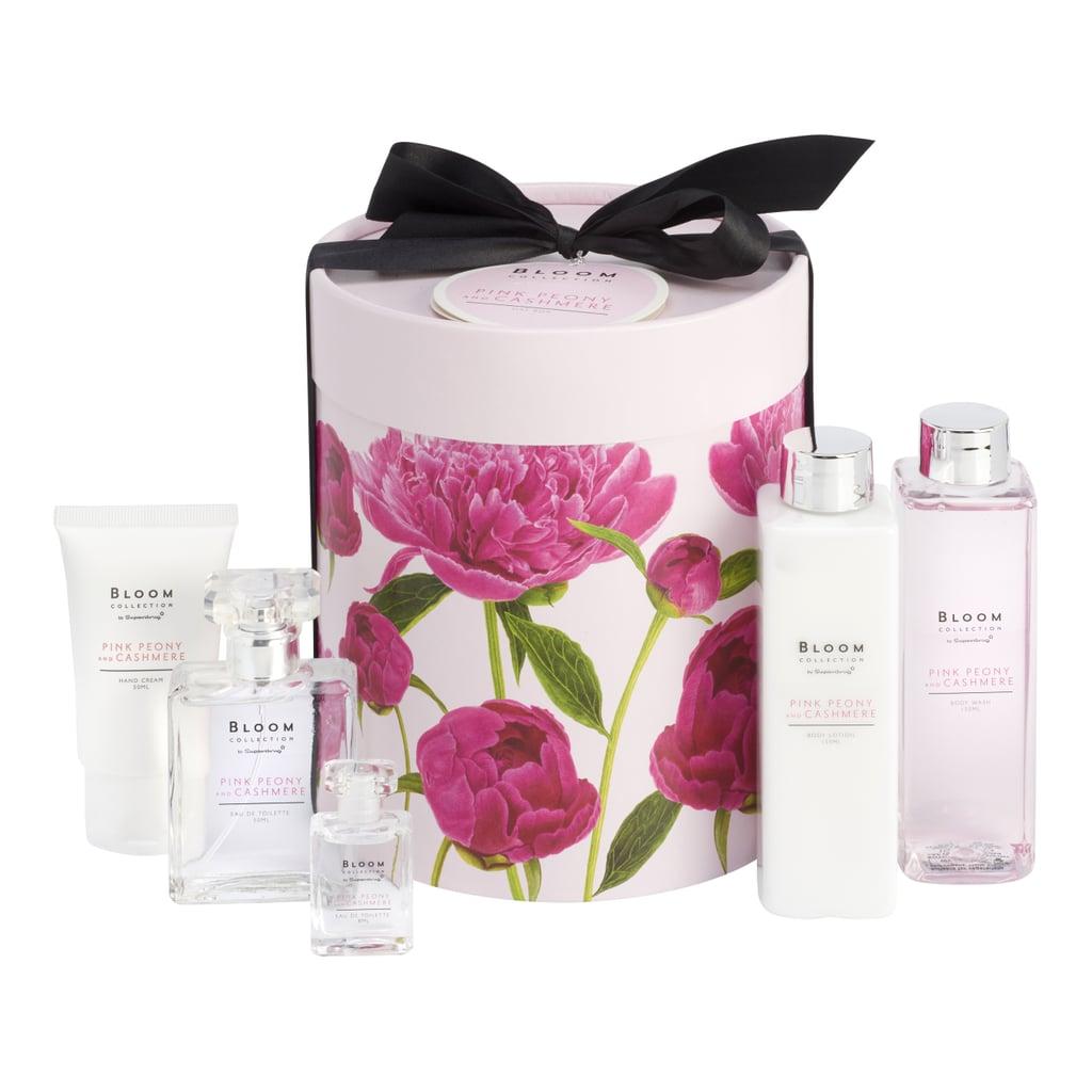 Superdrug Bloom Pink Peony & Cashmere Pampering Gift Set