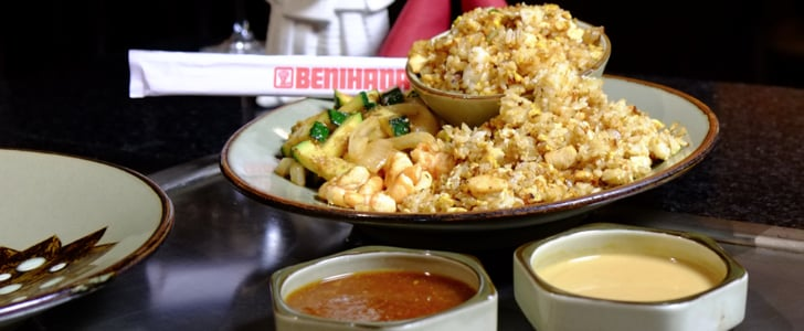 How to Make Benihana Fried Rice