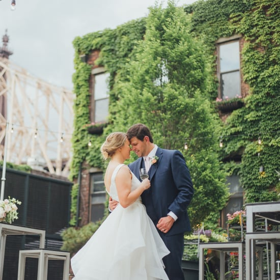 Elegant Factory Wedding