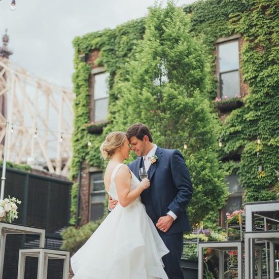 Elegant Factory Wedding