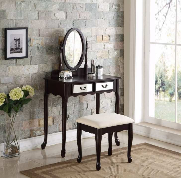 Vanity Dresser Table And Stool Set Cheap Vanities