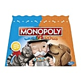 Cats vs. Dogs Monopoly Game 2019