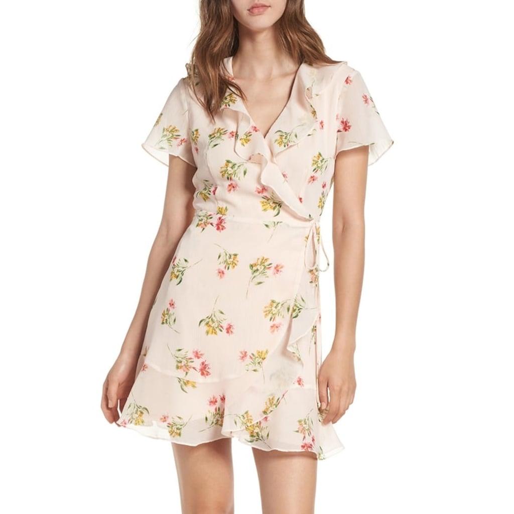Cheap Wrap Dress