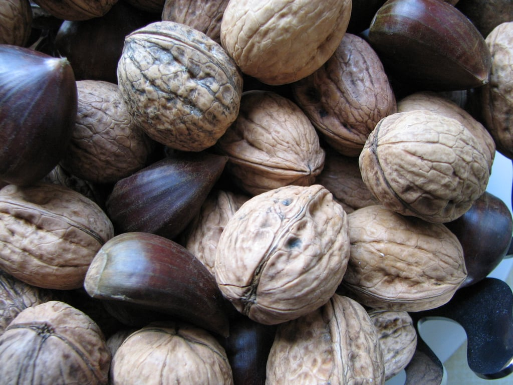 What to Eat: Nuts and Seeds