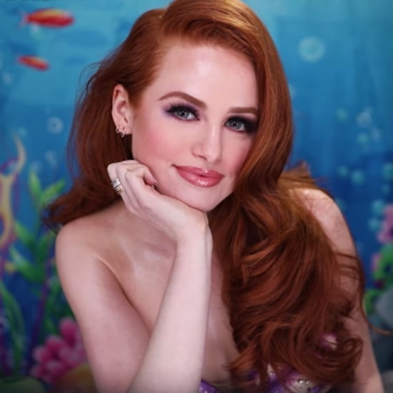 Madelaine Petsh's The Little Mermaid Patrick Starrr Tutorial