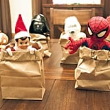 Paper Bag Race
