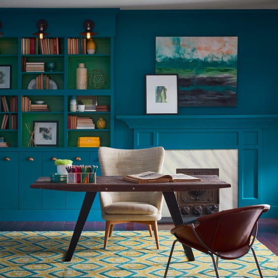 Oceanside Sherwin-Williams Paint Color 2018