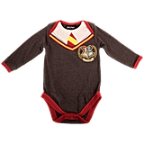 Hogwarts Uniform Baby Grow
