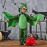 Green Dragon Costume