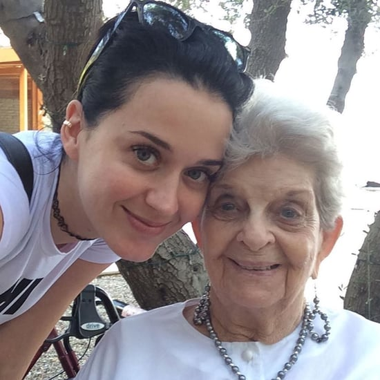 Katy Perry's Instagram Tribute to Her Late Grandmother