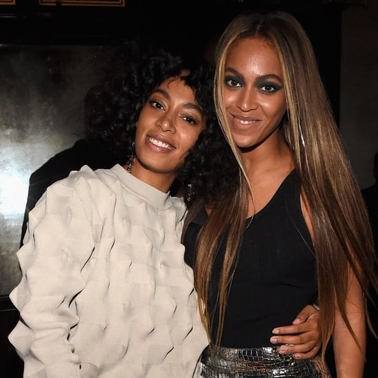 Beyonce and Solange Knowles at Met Gala After-Party 2016