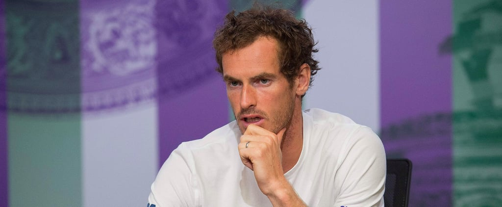 Andy Murray is Really Tired of Reminding People That Female Tennis Players Exist