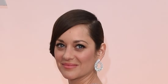 Marion Cotillard's Oscar Dress 2015 Is Even More Interesting From Behind