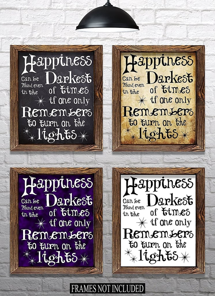 Harry Potter Wall Art
