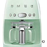Smeg 1950's Retro Style 10 Cup Programmable Coffee Maker Machine