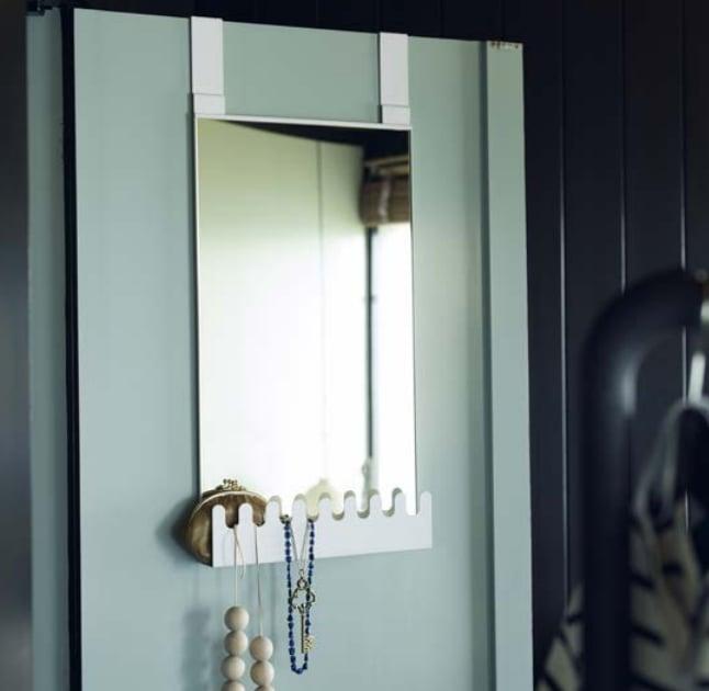 Garnes Mirror Door Hanging ($30)