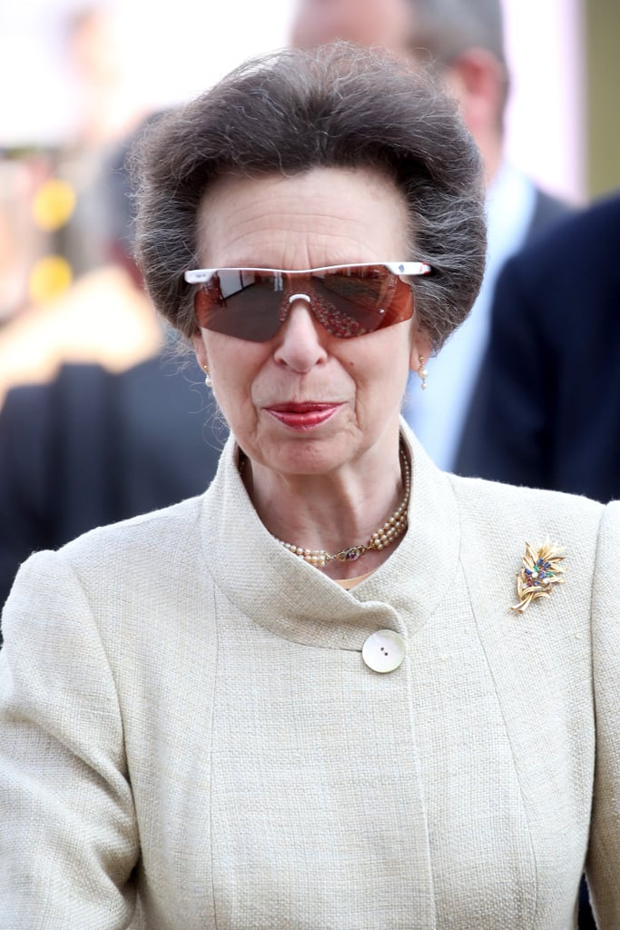 Princess Anne Quotes From Queen of the World Documentary