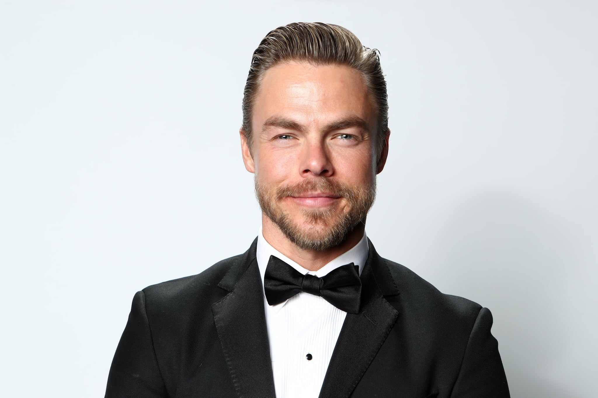 LOS ANGELES, CALIFORNIA - FEBRUARY 09: Derek Hough attends IMDb LIVE Presented By M&M'S At The Elton John AIDS Foundation Academy Awards Viewing Party on February 09, 2020 in Los Angeles, California. (Photo by Rich Polk/Getty Images for IMDb)