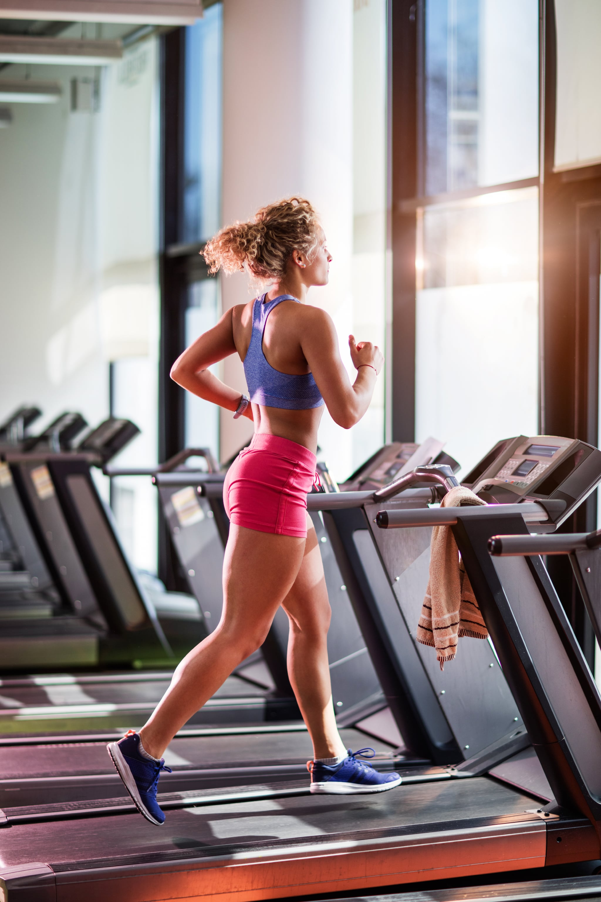 How Long Should You Work Out On A Treadmill To Lose Weight Popsugar Fitness