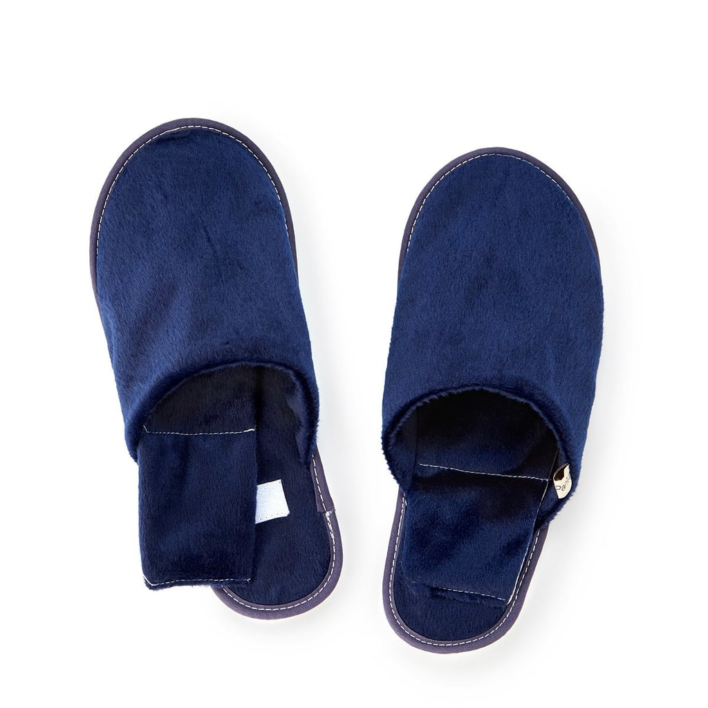 Men's Herbal Warming Slippers