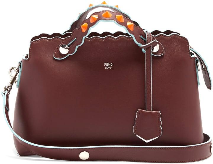 Fendi By The Way Leather Crossbody Bag