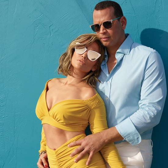 Jennifer Lopez and Alex Rodriguez Quay Sunglasses Collection