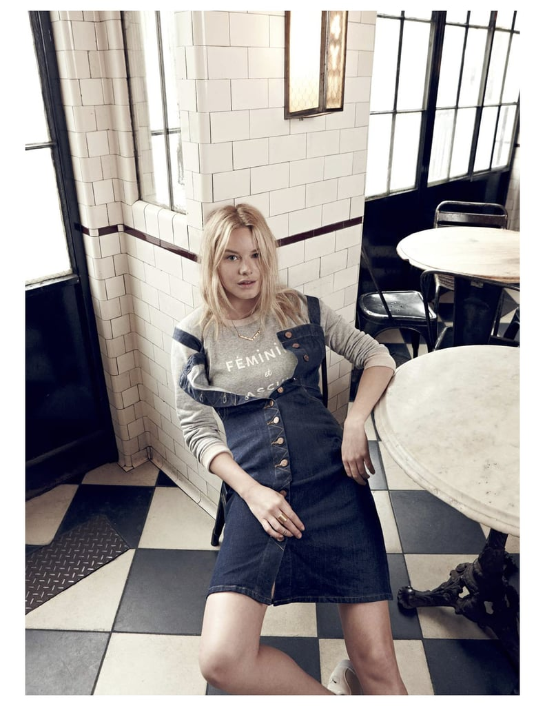 Madewell Collaboration With Sezane 2015