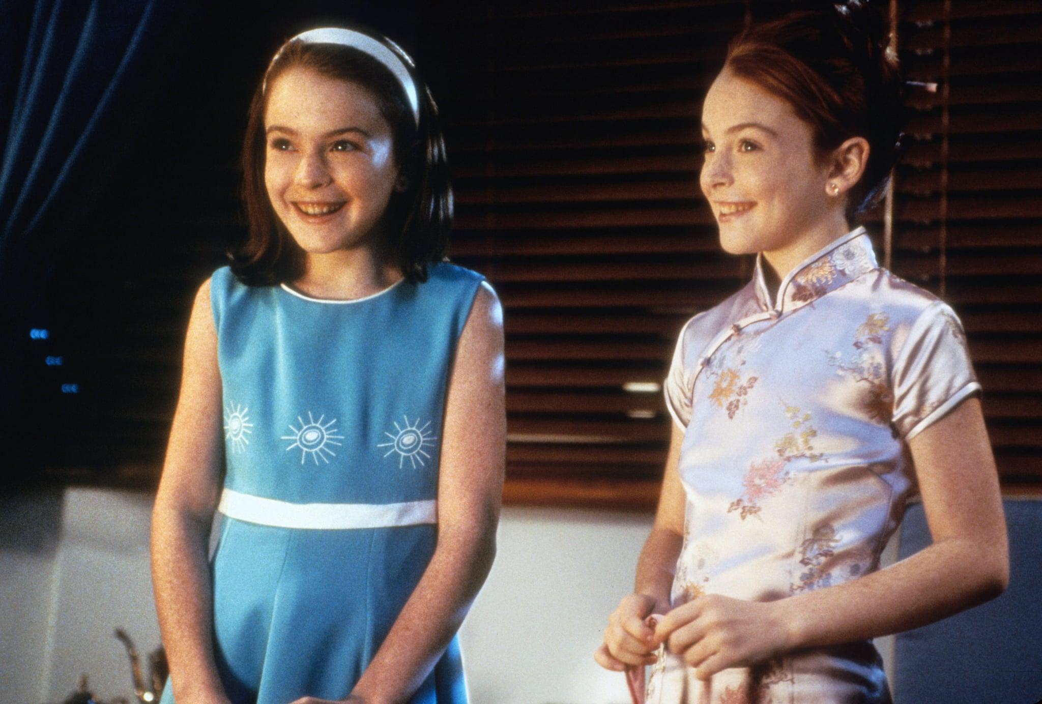 THE PARENT TRAP, Lindsay Lohan, 1998