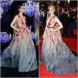 Elizabeth Banks's Elie Saab Fall '14 Paris Haute Couture Gown