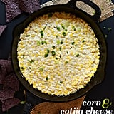 Corn and Cotija Cheese Dip