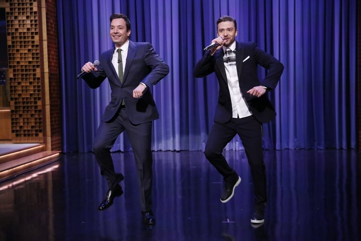 Jimmy Fallon's First Week at The Tonight Show Has Been Pure Gold