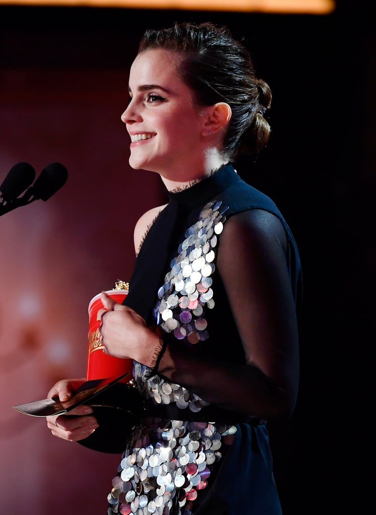 Emma Watson Was Basically the MVP of the MTV Movie and TV Awards