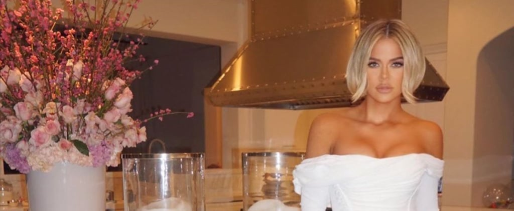 Khloé Kardashian's New Microbob Hairstyle
