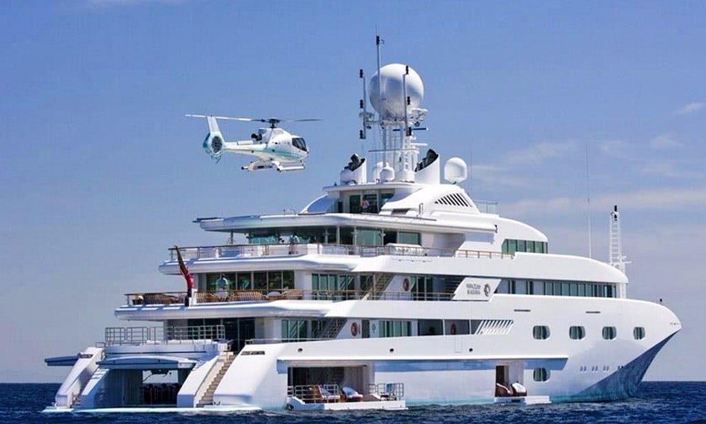 Luxury Charter Yachts