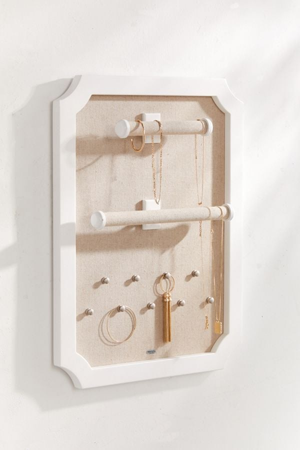 Mele & Co. Kyla Hanging Jewelry Storage