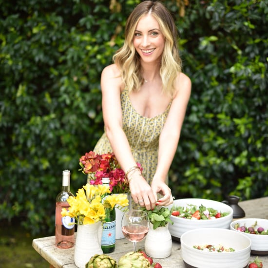 Emily Schuman's Outdoor Entertaining Tips