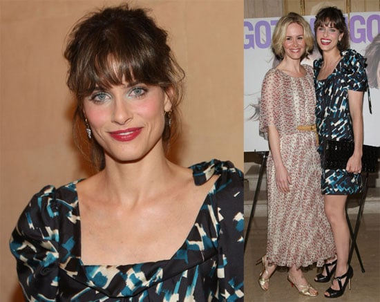 Photos of Amanda Peet and Sarah Paulson at Gotham Magazine Cover Party