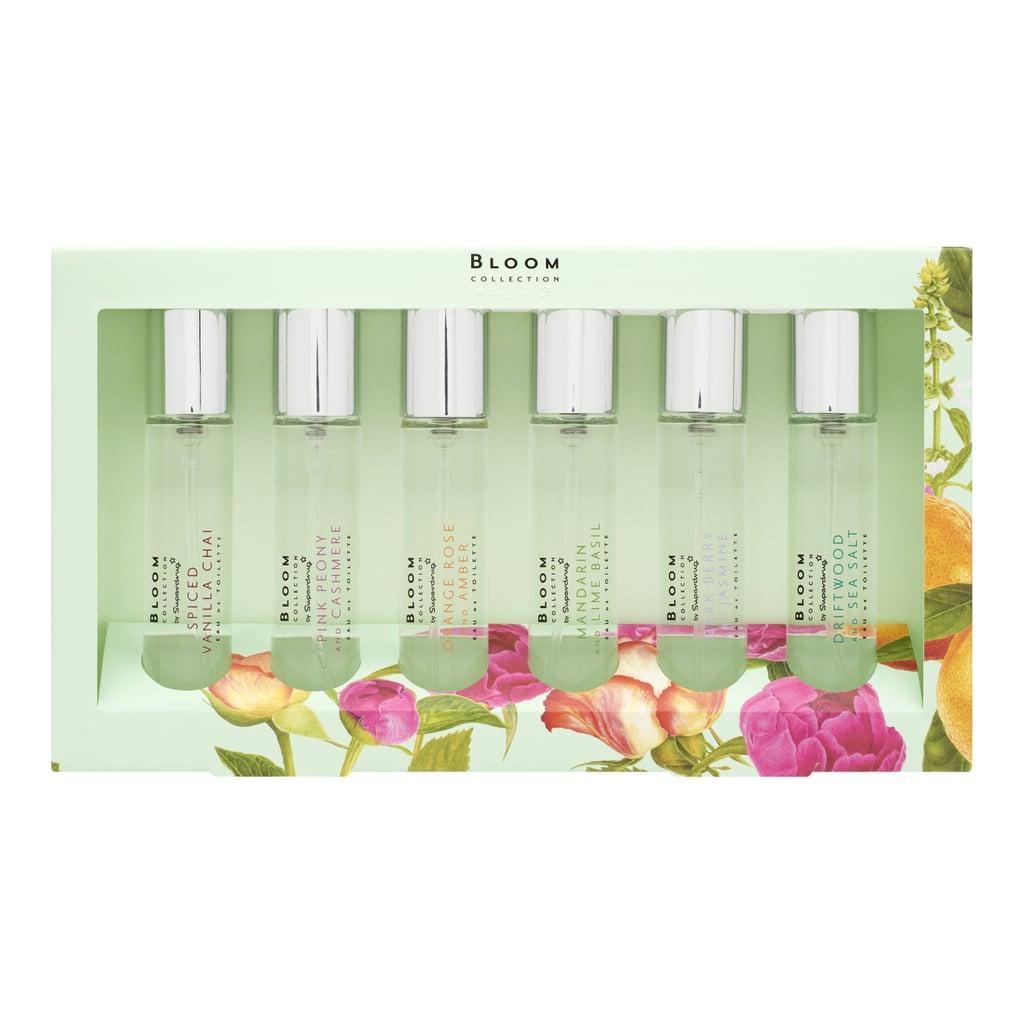 Superdrug Bloom Layering Fragrance Gift Set x6