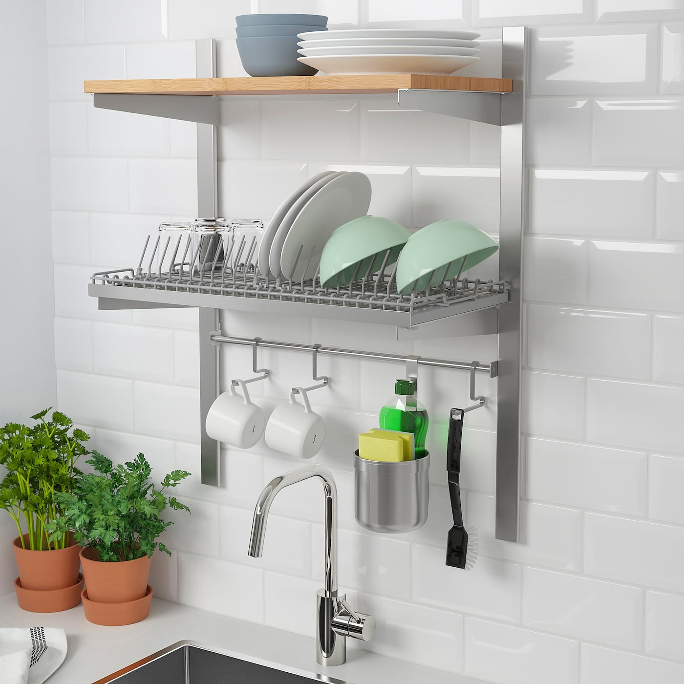 The Best Ikea Kitchen Products For Small Spaces  12  POPSUGAR Home