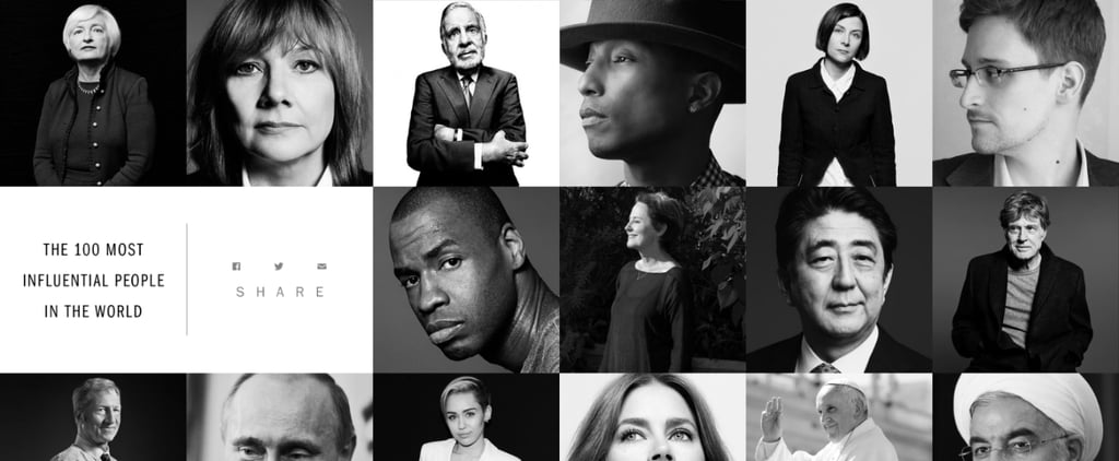 Tech People on Time's Influential List