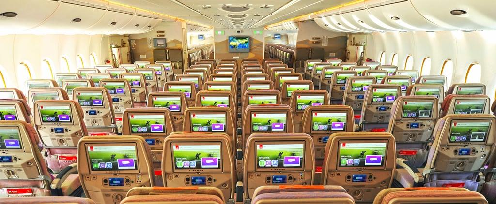 خدمة نتفليكس على طيران الإمارات