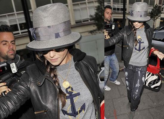 Photos of Cheryl Cole at Radio 1