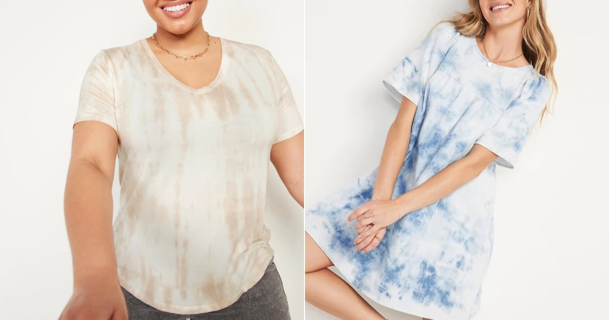 We Love Wearing Tie-Dye, and Right Now, These 15 Pieces From Old Navy Are Our Faves.jpg