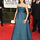 Freida Pinto at the Golden Globes.