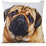 Pug Photo Cushion ($28)