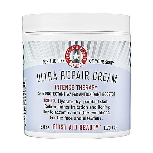 First Aid Beauty Ultra Repair Cream ($30) EWG Rating: 1 When your skin is super dry, this cream comes to the rescue.