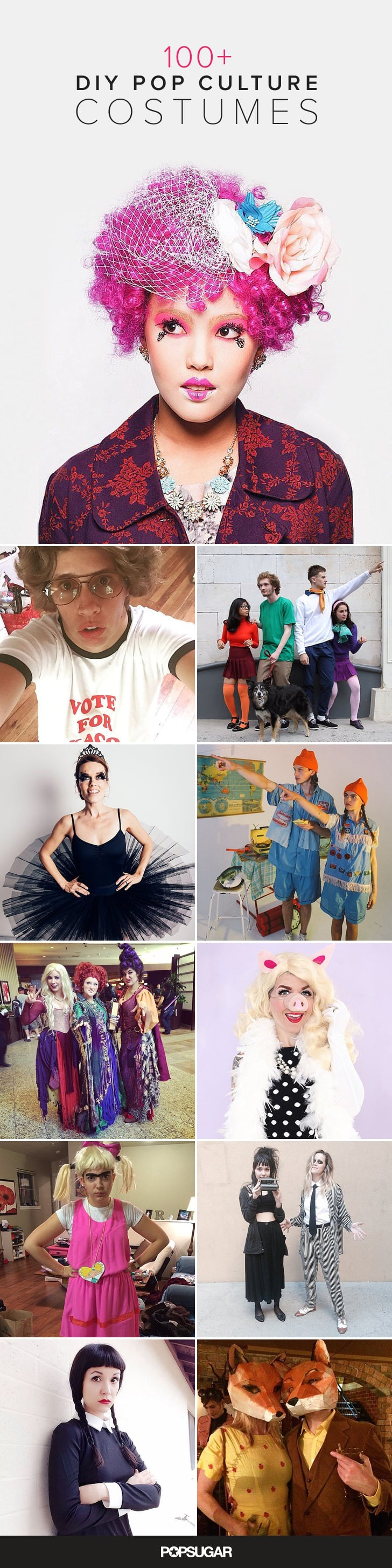 DIY Costumes From TV Shows and Movies | POPSUGAR Australia ...